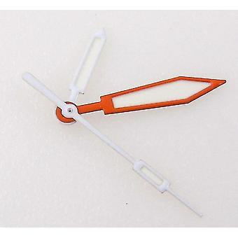 Watch Automatic Movement Green Lume White Needles