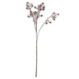 Hill Interiors Berry Spray Christmas Artificial Flower