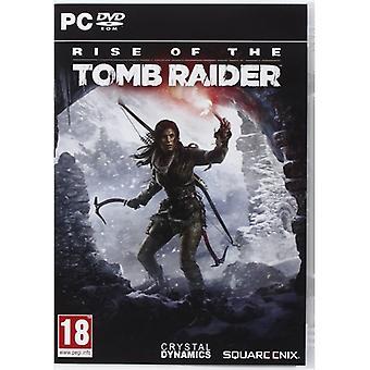 Uppgång av Tomb Raider PC-spel
