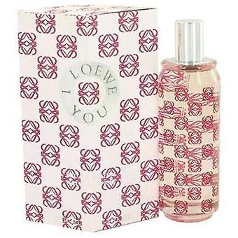 I Loewe You Av Loewe Eau De Parfum Spray 3.4 Oz (kvinnor)