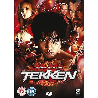 Tekken 2011 DVD