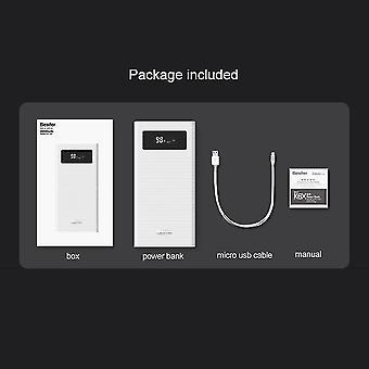 Besiter 20000mah Tragbares Ladegerät für Smartphones externe sen