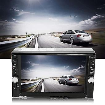 Schwarz 7 Zoll Bildschirm Automobil Auto Bluetooth 800 * 480 Player für Fahrzeug