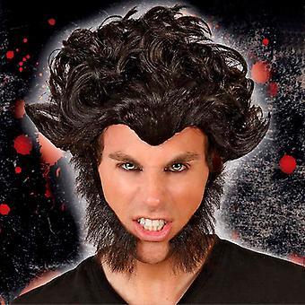 Halloween Wig Brunette