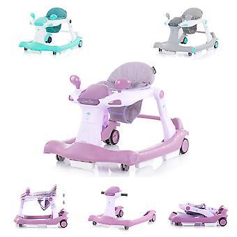 Chipolino baby walker Super Star 2 i 1 baby walker, musik. Höj- och sänkbar