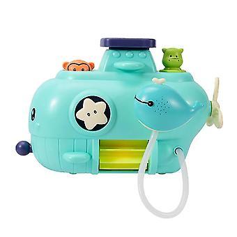 1 PCベビーバスバスタブスプレー水潜水艦