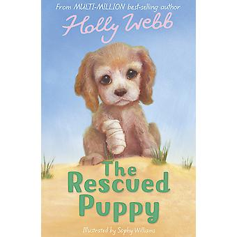 The Rescued Puppy 18 Holly Webb Animal Stories 18