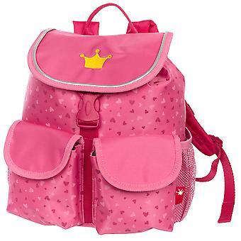 Sigikid Pinky Queeny Mädchen Rucksack 29 cm, Pink