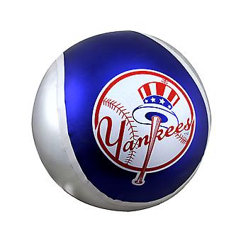 14 Inch Diameter Yall Ball New York Yankees Inflatable Bouncy Ball