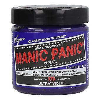 Permanent färgämne klassisk manisk panik ultraviolett (118 ml)