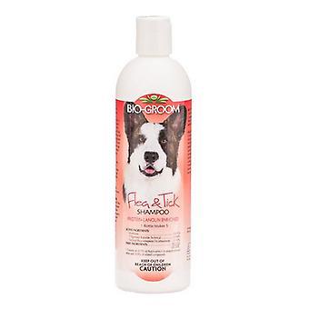Bio Groom Flea & Tick Shampoo - 12 oz