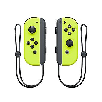 Portable Wireless Bluetooth Joy-con L/r Controller Compatible With Nintendo Switch-yellow Yellow