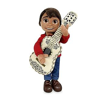 Disney Pixar Miguel With Guitar Plush  Coco  Small  11' Plush Toy Stuffed Toys Doll Doll