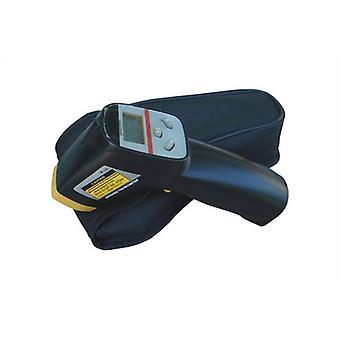 Termometr na podczerwień z plamka lasera