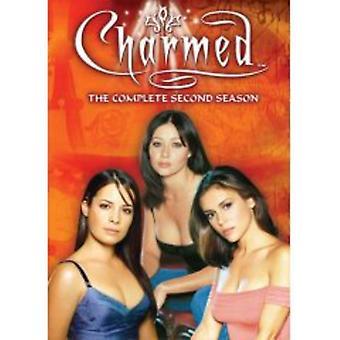 Charmeret - charmeret: Sæson 2 [DVD] USA importerer