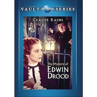 Mistério de Edwin Drood [DVD] EUA importar