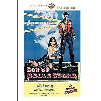 Son of Belle Starr [DVD] USA import
