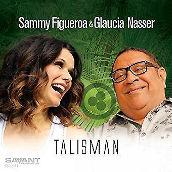 Figueroa, Sammy & Nasser, Glaucia - importation USA Talisman [CD]
