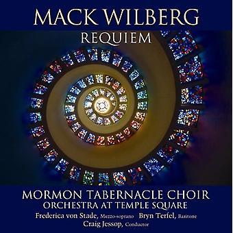 Mormon Tabernacle Choir - Mack Wilberg: Requiem [CD] USA import