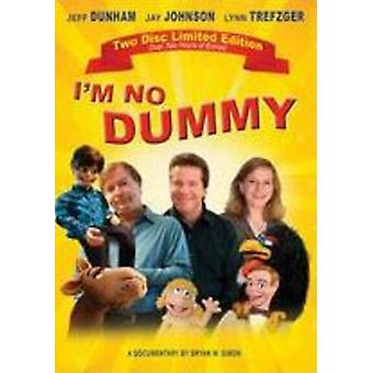 Im No Dummy: Special Two Diskedition [DVD] USA import