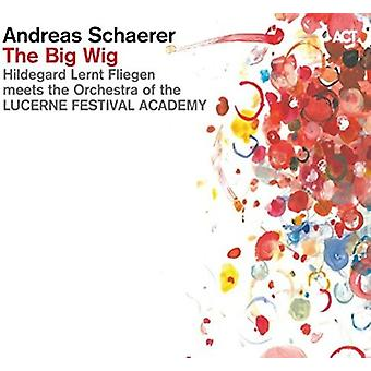 Andreas Schaerer - Big Wig [Vinyl] USA import