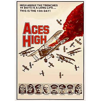 Aces High [DVD] USA import