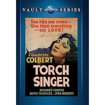 Torch sanger [DVD] USA import
