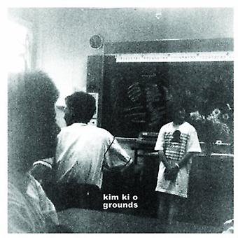 Kim Ki O - gronden [CD] USA import
