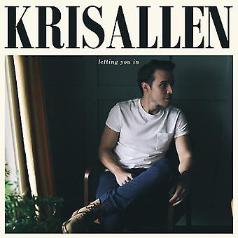 Allen*Kris - Letting You in [Vinyl] USA import