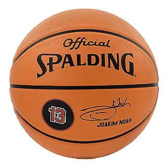 SPALDING Joakim Noah player basketball [orange]