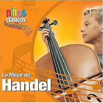 Ninos Clasicos - Ninos Clasicos: Lo Mejor De Handel [CD] USA import