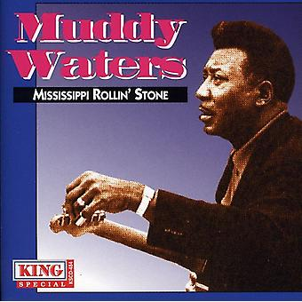 Waters Muddy - Mississippi Rollin'Stone [CD] USA import