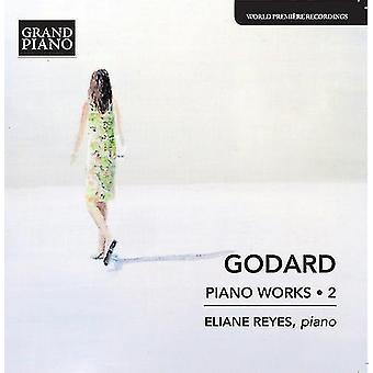 Godard / Reyes - Piano Works 2 [CD] USA import