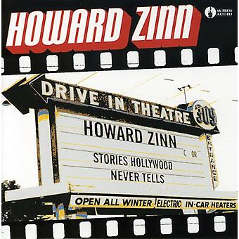 Howard Zinn - import USA historie Hollywood nigdy nie mówi [CD]