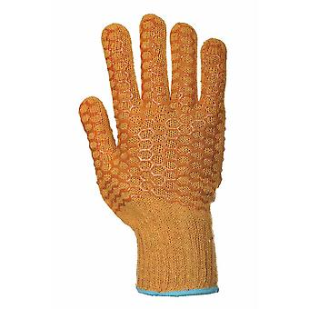 Portwest - gants de pince réversible Criss Cross (Pack de 5 paires)