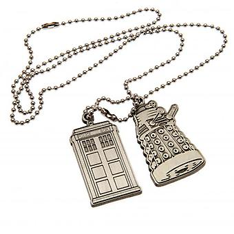 Doctor Who Pendants DT