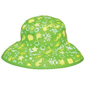 Banz obojstranný klobúk proti slnku