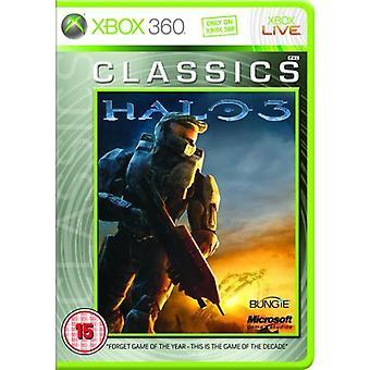 Halo 3-Classics-udgave (Xbox 360)-ny