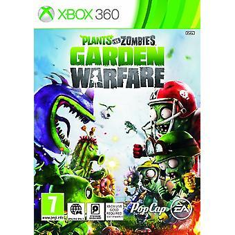 Plants Vs Zombies Garden Warfare (Xbox 360) - Neu