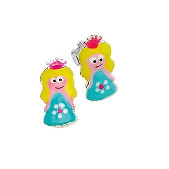 Scout kinderen oorbellen oor cutter zilver prinses meisje 262169100