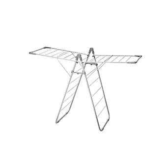 10m Lightweight Foldable Slimline X Wing Airer
