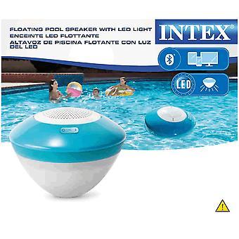 Intex Floating Pool Speaker With LED Light*^^