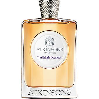 Atkinsons The British Bouquet Eau De Toilette 3.3 oz / 100ml New In Box