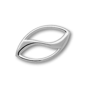 Sterling Silver traditional contemporan modern Etive design broșă