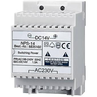 GEV 08835102 ovi intercom DIN rail virtalähde