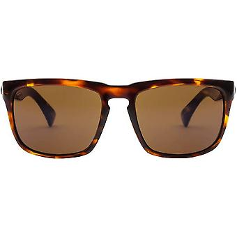 Electric California Knoxville Sunglasses - Tortoise Shell Brown/Bronze