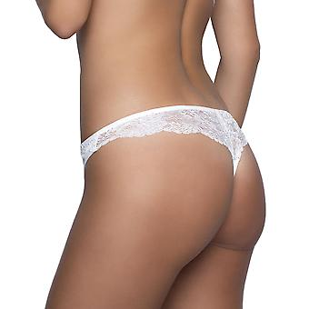 After Eden 12.35.5889 Women's Lace Panty Thong