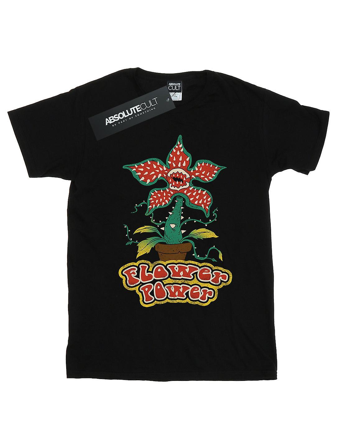 Vincent Trinidad Women's Flower Power Boyfriend Fit T-Shirt