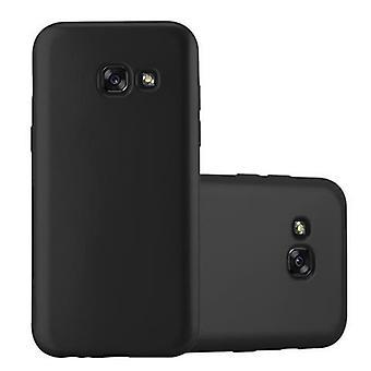 Fodral för Samsung Galaxy A5 2017 Flexibel TPU Silikon telefonväska - Omslag - ultra slim
