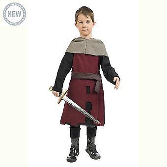 תחפושת נוער לילדים של אביר בתחפושת ילדים